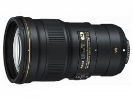 Nikon 300mm f/4E PF ED VR AF-S Nikkor
