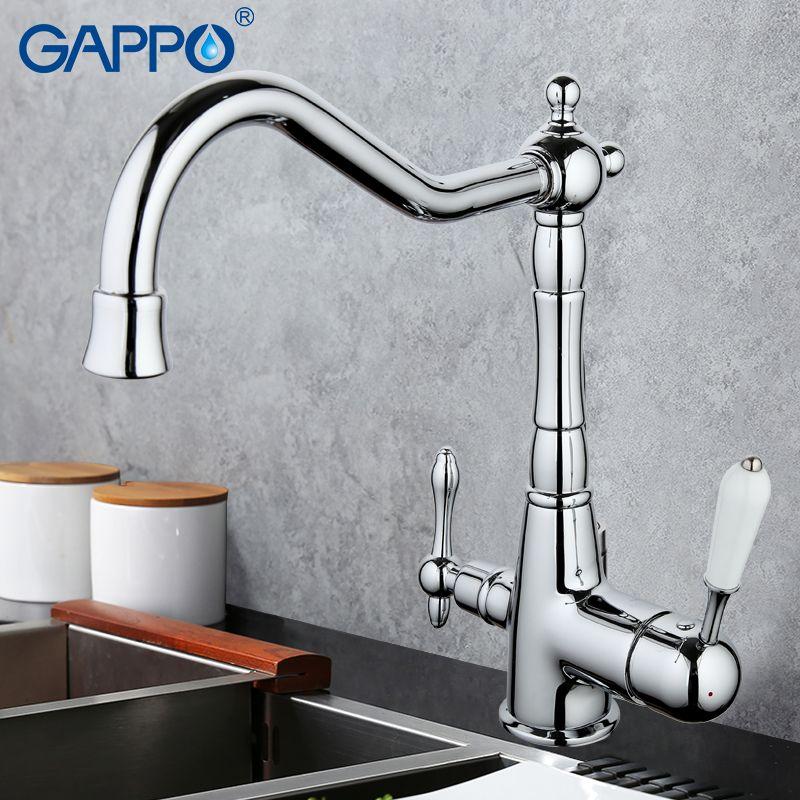 Gappo G4391 Смеситель для кухни