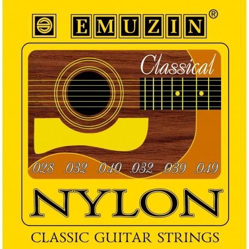 EMUZIN 6С311 Струны для классич. гитары