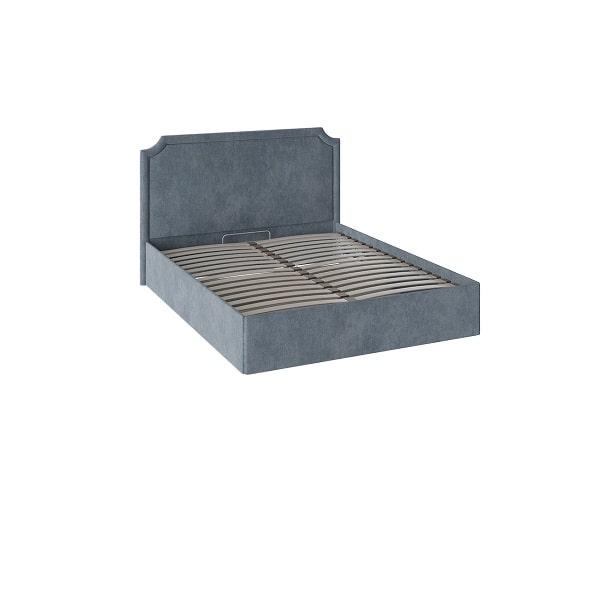 Кровать «Кантри» с мягким изголовьем и подъемным механизмом