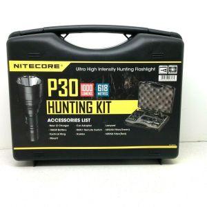 Набор для охоты NITECORE P30