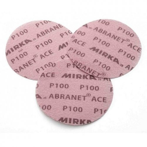 Круг шлифовальный сетчатый Mirka Abranet Ace Р600