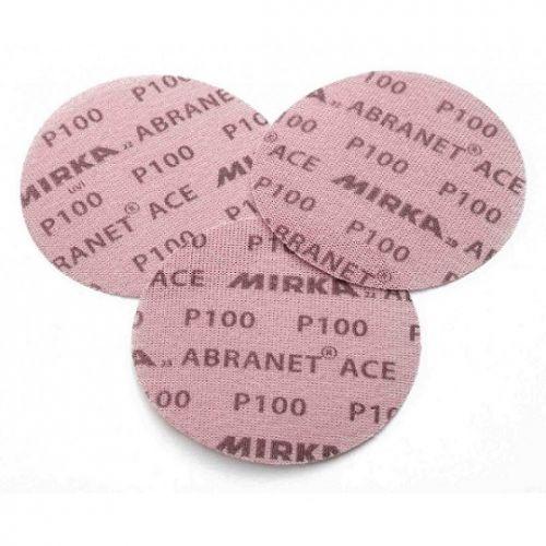 Круг шлифовальный сетчатый Mirka Abranet Ace Р800