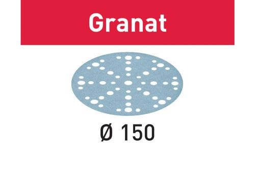 Шлифовальные круги STF D150/48 P240 GR/100 Granat