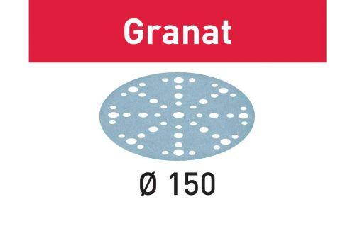 Шлифовальные круги STF D150/48 P120 GR/100 Granat