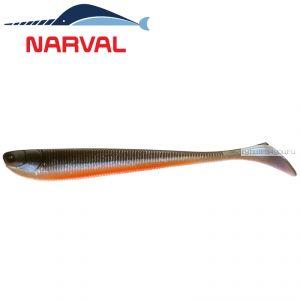 Мягкие приманки Narval Slim Minnow 90 мм / упаковка 6 шт / цвет: 008 Smoky Fish