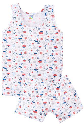 Комплект белья для мальчиков 3-7 лет BABY STYLE M162-1