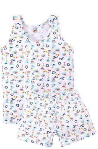 Комплект белья для мальчиков 3-7 лет BABY STYLE M162-3