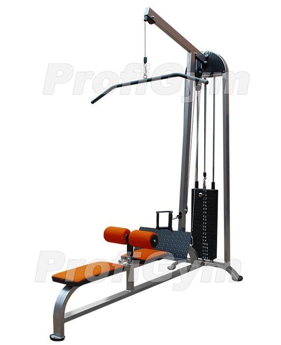 ТГ-0200-С Универсальный тренажер «верхняя+нижняя тяга» (120 кг) серия Classic