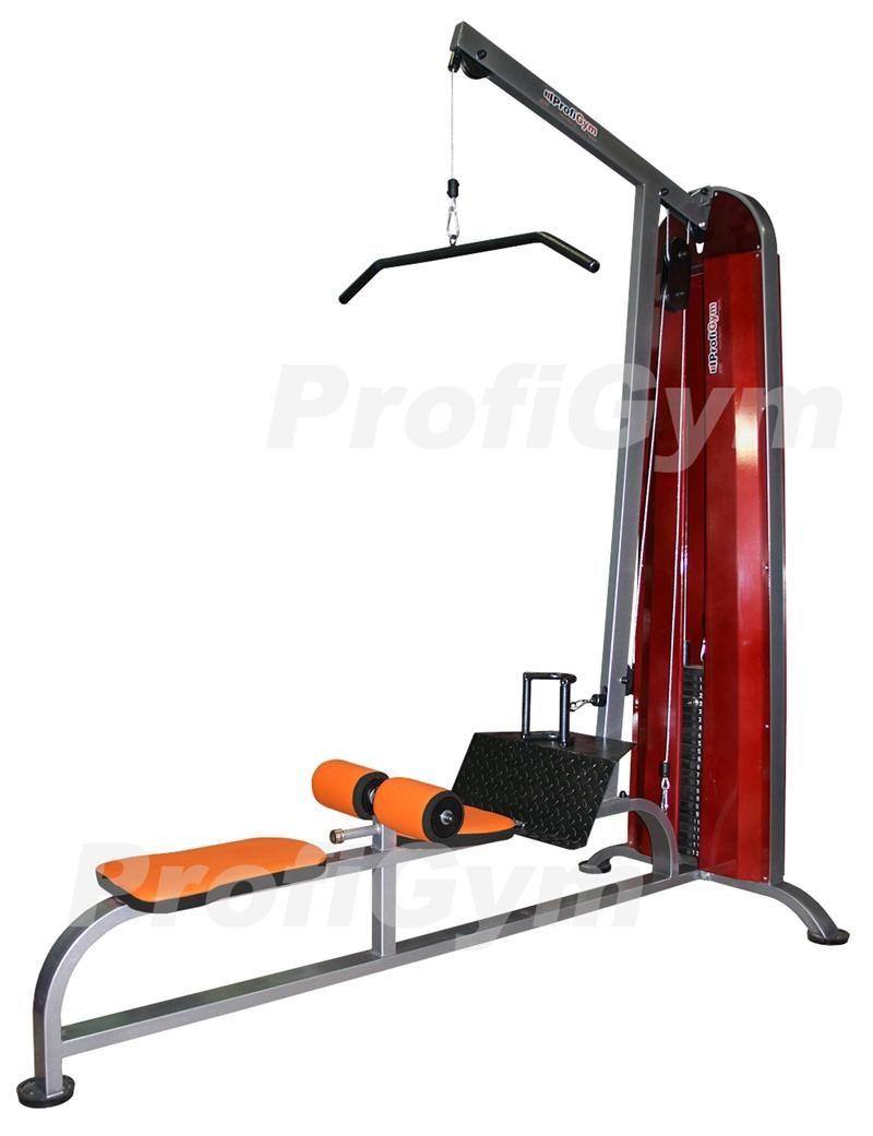 ТГ-020К Универсальный тренажер «верхняя+нижняя тяга» (120 кг) серия Premium