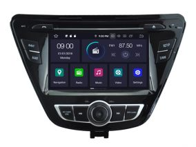 Witson Hyundai Elantra 2013-2016 (W2-RV5783)