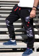 черные мужские штаны
