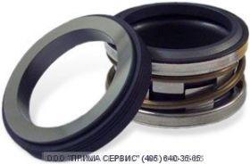 Торцевое уплотнение 25mm 2100S BS BBR1S1