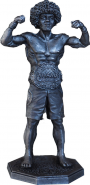 ХАБИБ НУРМАГОМЕДОВ. Оловянная статуэтка. ЭКСКЛЮЗИВ.