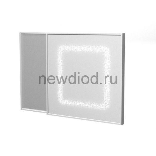Светодиодный светильник для офиса LuxON Office 36W-EPS, 5000К, 3280лм, 220VAC, IP20, БАП 180 минут