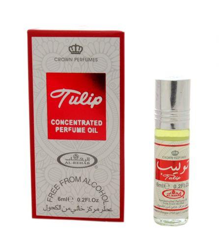Арабские масляные духи Tulip | 6 мл | Al-Rehab | Женский