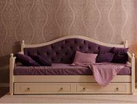 Кровать-диван Массив Прованс с ящиками