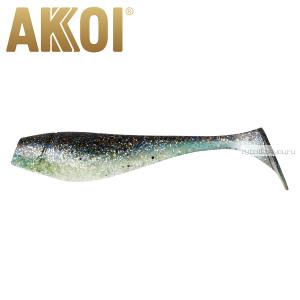 Мягкая приманка Akkoi Original Puffy 4,5'' 115 мм / 11 гр / упаковка 4 шт / цвет: OR06