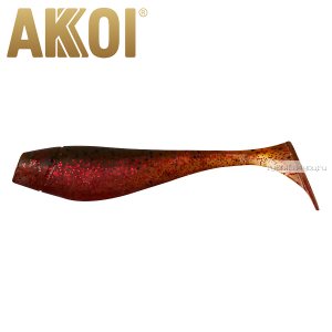 Мягкая приманка Akkoi Original Puffy 4,5'' 115 мм / 11 гр / упаковка 4 шт / цвет: OR09