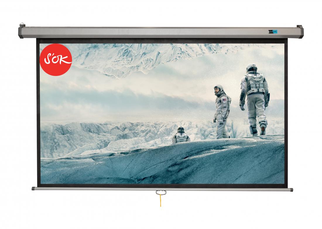 Экран S'OK SCPSM-186x104