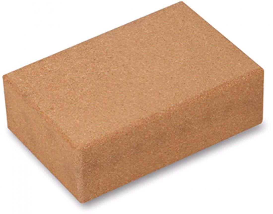 Блок для йоги пробковый INDIGO IN102