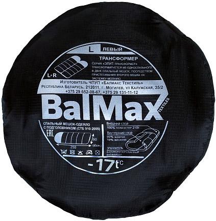 Спальный мешок Balmax ALASKA Elit series до -17