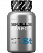SKILLS™ OMEGA от Skills nutrition 90 капсул