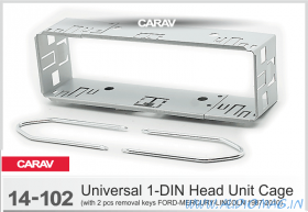 Carav 14-102 ((Универсальная корзина 1-DIN)