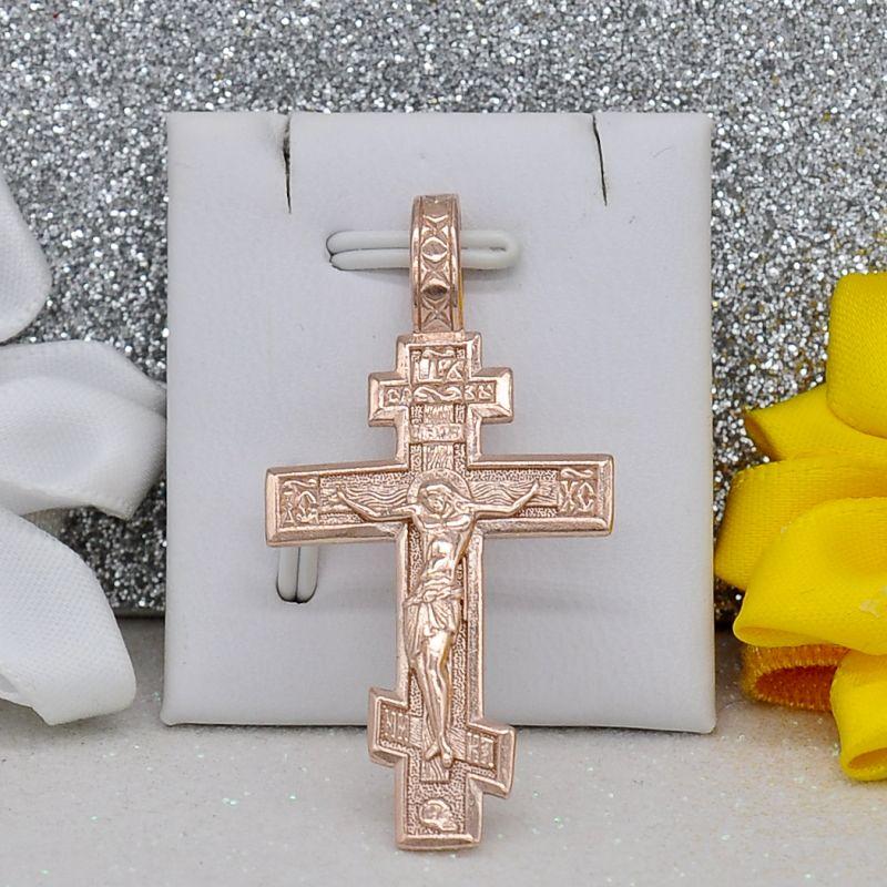 Православный крестик Арт. Ку075