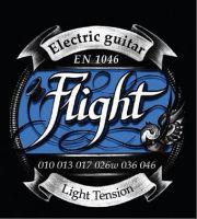 FLIGHT EN1046 (010-046) Струны для электрогитары