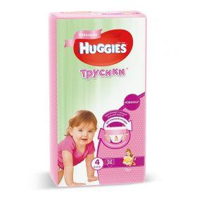 Huggies для девочек 4 L52
