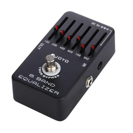 JOYO JF-11 (6 Band EQ) Гитарный эквалайзер