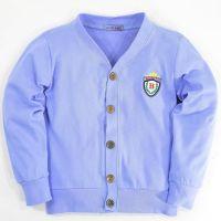 Кардиган для мальчиков 7-11 лет Bonito светло-голубой
