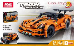 Конструктор JISI BRICKS Chevrolet Corvette ZR1 13384 ( 42093) 593 дет