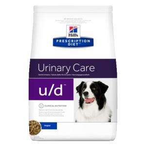 Консервы HILL's DIET U/D диета для собак всех пород при мочекаменной болезни 5кг