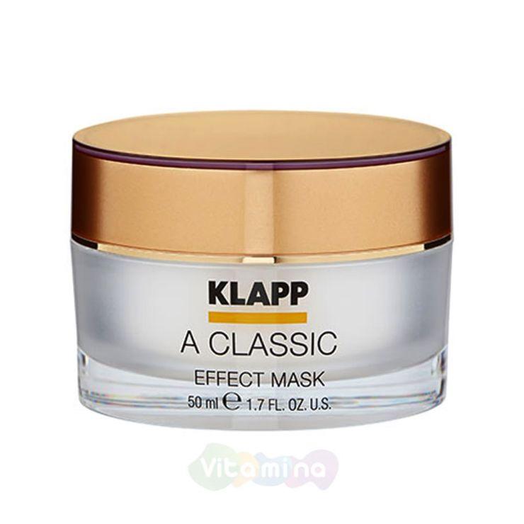 Klapp Эффект-маска для лица A Classic Effect Mask, 50 мл