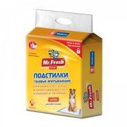 Mr.Fresh Expert Super 40х60 Пеленки повышенной впитываемости (10 шт)