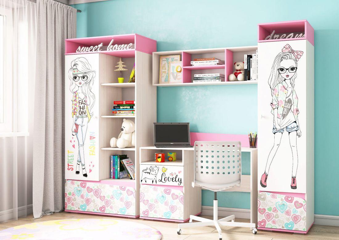"""Комплект мебели """"Алиса"""""""
