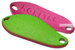Блесна колебалка SV Fishing Koketka (безбородый) 2 гр / 25 мм / цвет: FL20