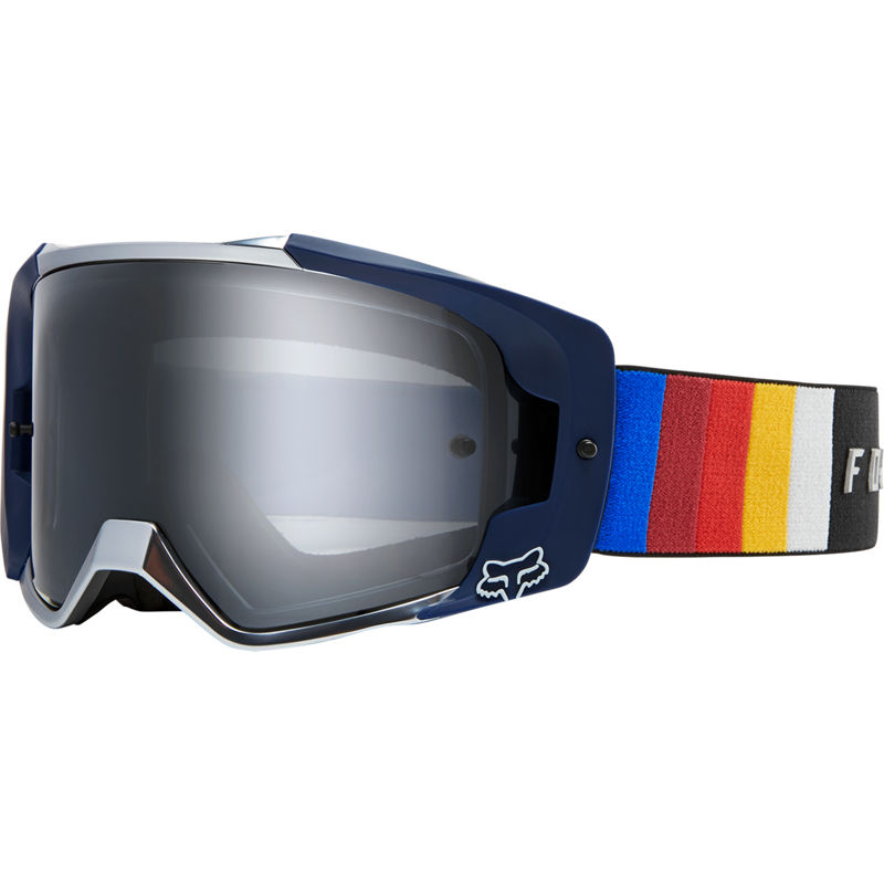 Fox - 2020 Vue Vlar Black очки черные, зеркальная линза