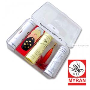 Набор блесен Myran Turist 5гр / цвет: сменные лепестки 6410-05