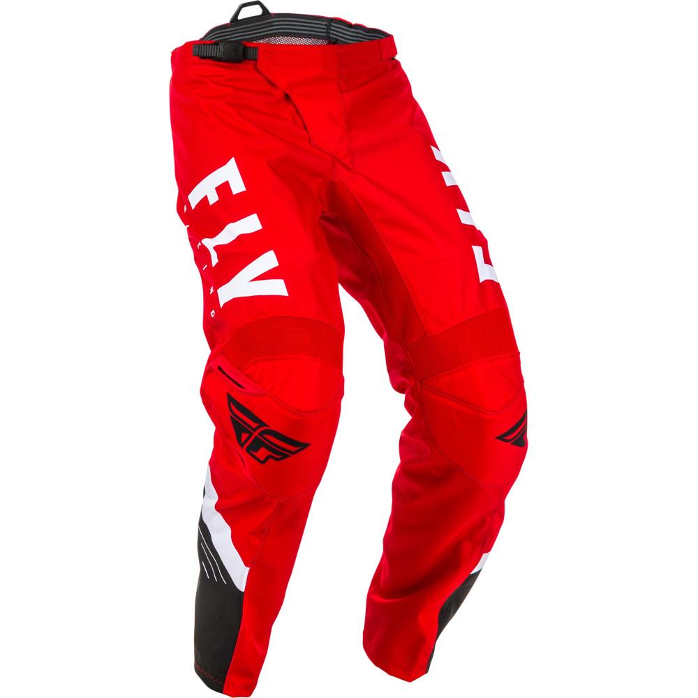 Fly - 2020 F-16 Red/Black/White штаны, красно-черно-белые