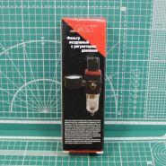 Фильтр воздушный с регулятором, с манометром, (компрессор 1205, 1206, 1208)