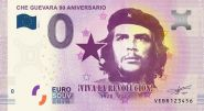 Банкнота 0 ЕВРО -  Че Гевара 2018