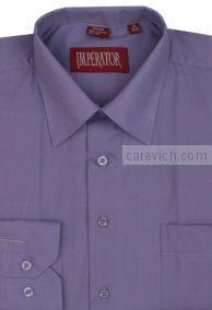 """Рубашки ПОДРОСТКОВЫЕ """"IMPERATOR"""", оптом 12 шт., артикул: Plum-П"""