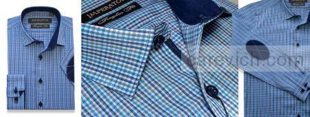 "Рубашки ПОДРОСТКОВЫЕ ""IMPERATOR"", оптом 12 шт., артикул: Smart 5 LOK-П"
