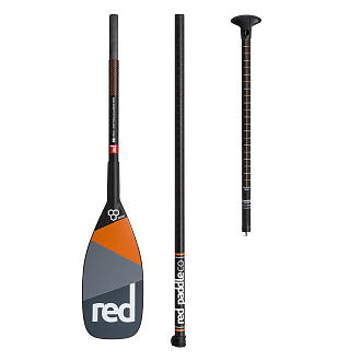 Весло для SUP RED PADDLE CARBON ULTIMATE (3 piece) 2019/20