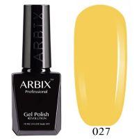 Arbix 027 Ямайка Гель-Лак , 10 мл