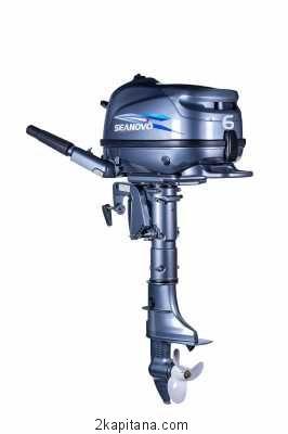 Лодочный мотор Seanovo SNF 6