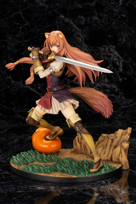 Фигурка The Rising of the Shield Hero - Raphtalia Рафталия